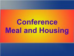 Food and Housing