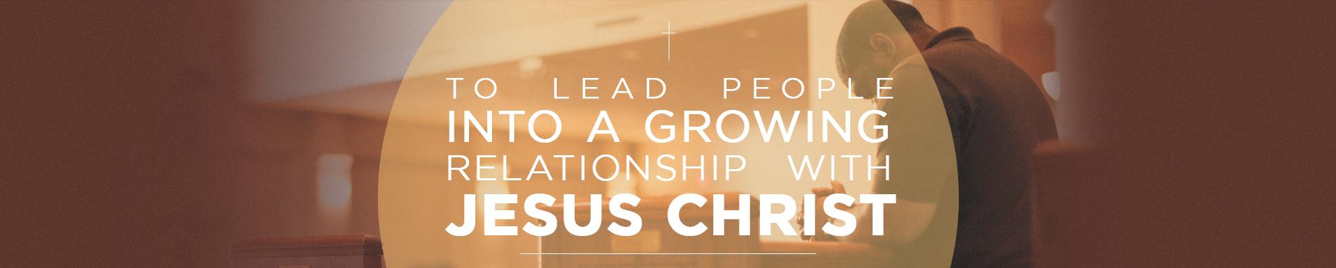 lead to jesus