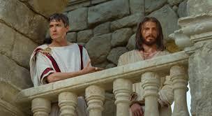 jesus and pontius pilate